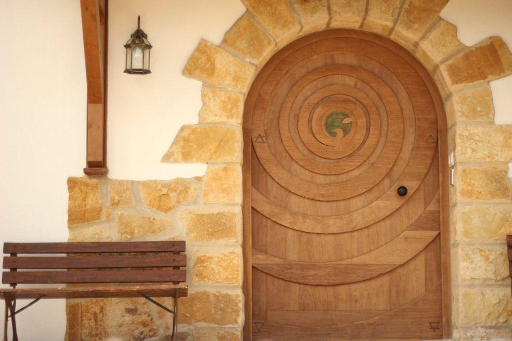 Puerta de entrada a Zuhaizpe