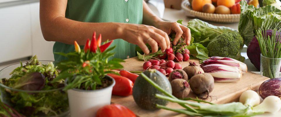 recetas saludables vegetarianas